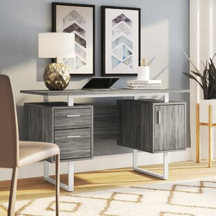 Find the perfect Conlon Modern Office Desk ByIvy Bronx