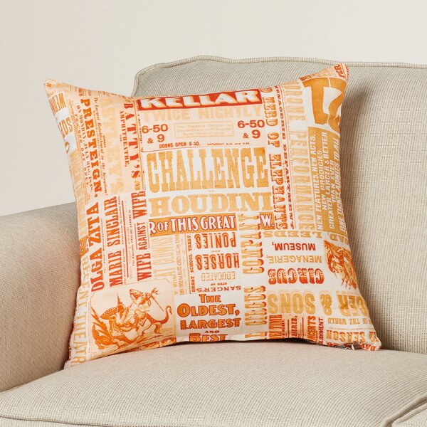 Canonsburg Throw Pillow by Latitude Run