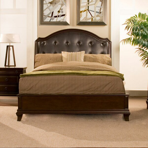Mcmiller Queen Upholstered Standard Bed by Alcott Hill