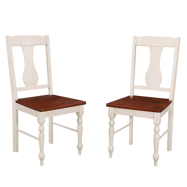 Hodslavice Dining Chair (Set of 2) by Bay Isle Home