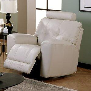 Callahan Swivel Rocker Recliner by Palliser Furniture