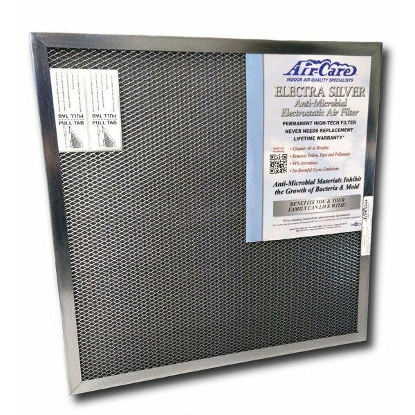 Washable Electrostatic Air Filter for AC or Furnace by Air-Care