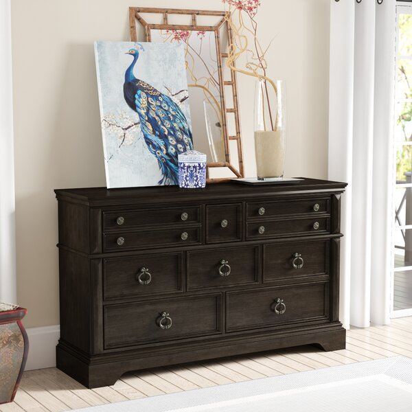 Derrell 8 Drawer Dresser by World Menagerie
