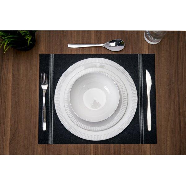 Bush 32 Piece Bone China Dinnerware Set, Service for 8 by Orren Ellis