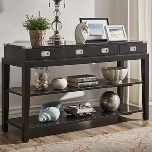 Calmers Console Table by Three Posts
