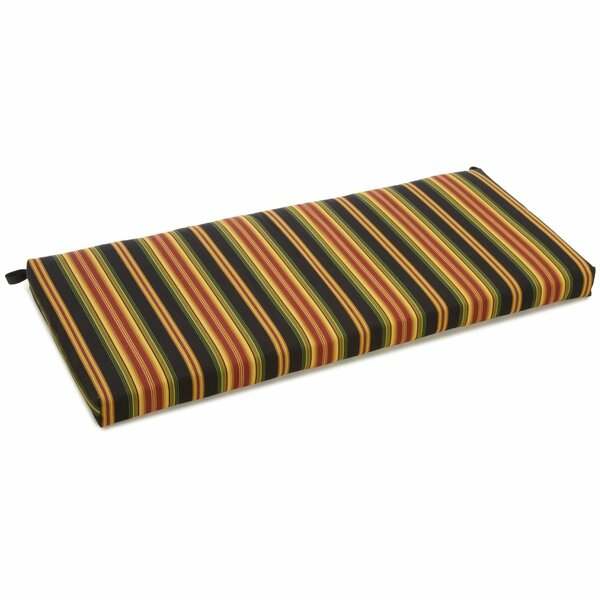 Lyndhurst Indoor/Outdoor Bench Cushion by Blazing Needles