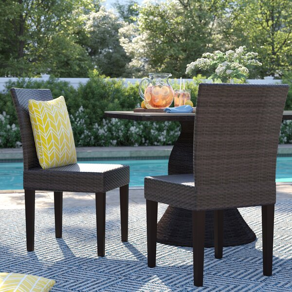 Tegan Patio Dining Chair (Set of 2) by Sol 72 Outdoor Sol 72 Outdoor