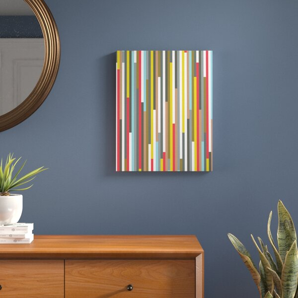 Ses Graphic Art on Wrapped Canvas by Langley Street