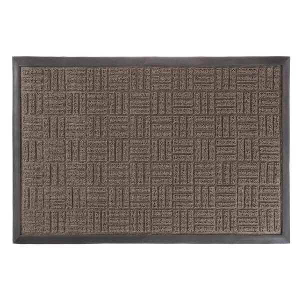 McGowan Parquet Welcome Doormat by Winston Porter