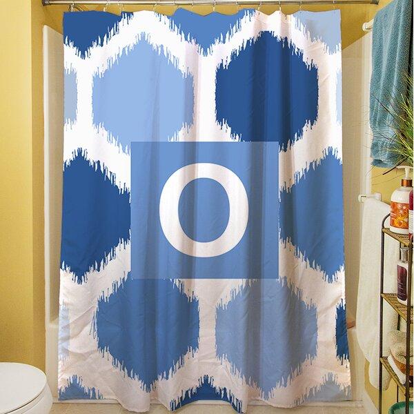 Sandell Shower Curtain by Latitude Run