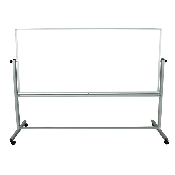 Free-Standing Whiteboard, 69 x 99 by Luxor