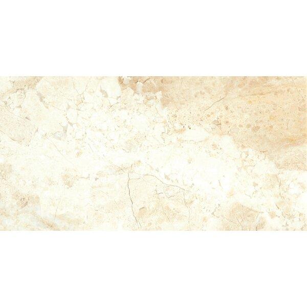 Milano 12 x 24 Marble Field Tile in Beige by Emser Tile