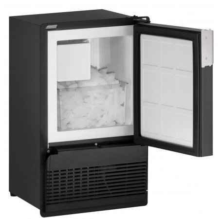 Marine Series Reversible 14 23 lb. Daily Production Built-In Ice Maker by U-Line