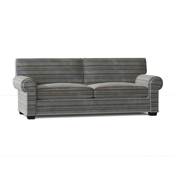 Cancun Rolled Arm Sofa