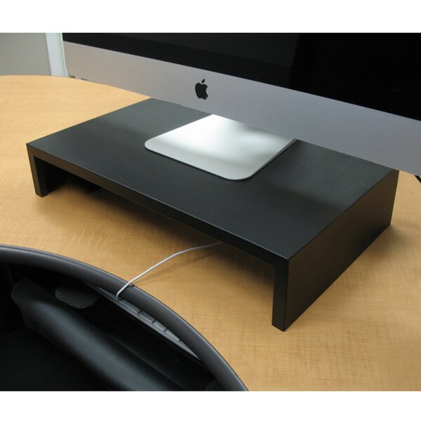 Steel Monitor Stand by Rebrilliant