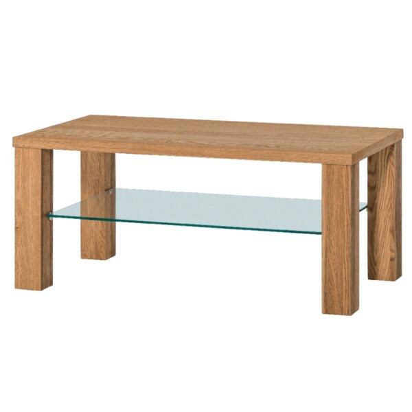 Myria Coffee Table With Magazine Rack