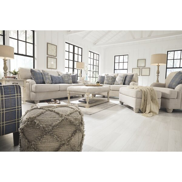 Ezio Sleeper Living Room Set by August Grove