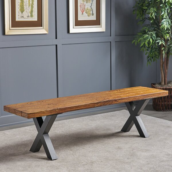 Dabria Bench by Gracie Oaks