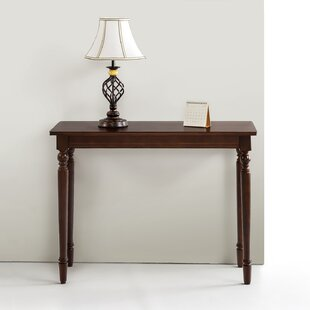 Shopping for Gavril Wood Console Table By Darby Home Co