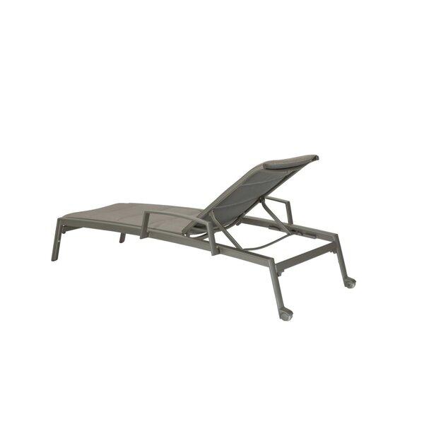 Elance Reclining Chaise Lounge by Tropitone Tropitone