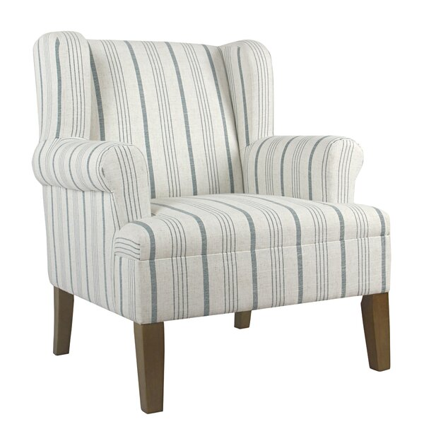 London Wingback Chair by Laurel Foundry Modern Farmhouse Laurel Foundry Modern Farmhouse