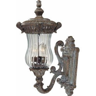 Purchase Melrose 3-Light Outdoor Sconce By Volume Lighting