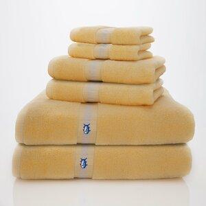 Skipjack Southern Tide 6 Piece Towel Set