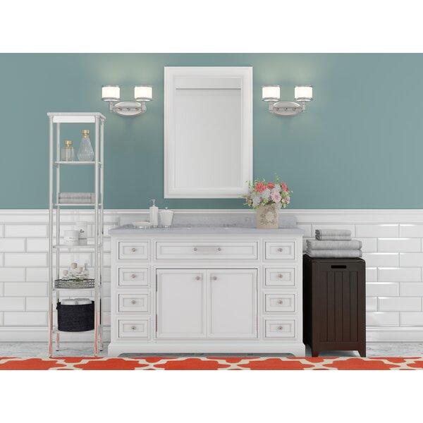 Bergin 48 Single Sink Bathroom Vanity Set by Three