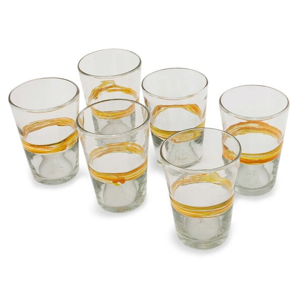 Dorgan 15 oz. Every Day Glass (Set of 6) by Mercury Row