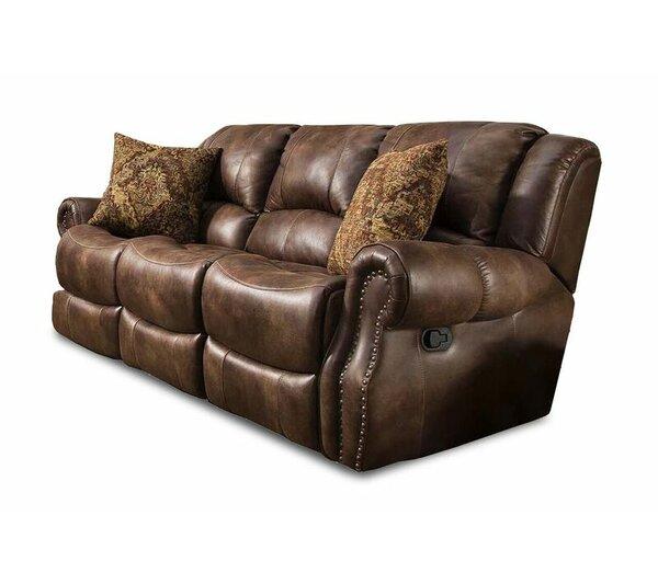 Hubbert Reclining Sofa by Red Barrel Studio