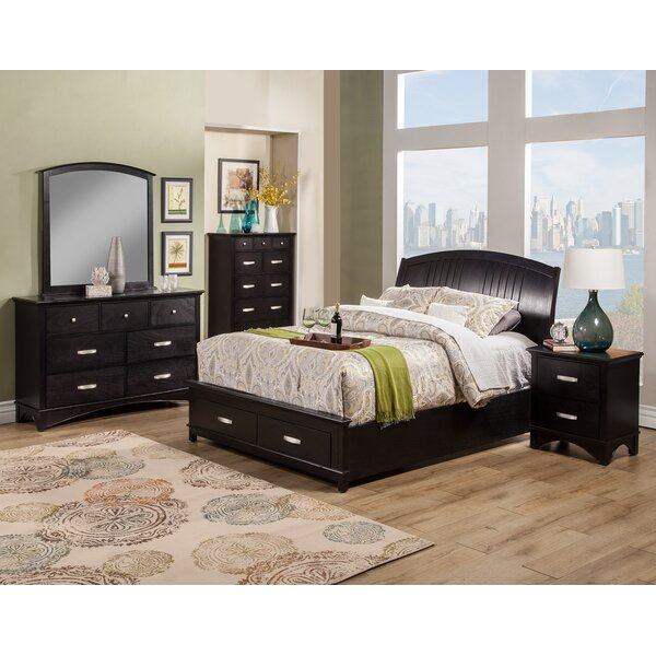 Dimas Platform Configurable Bedroom Set by Darby Home Co