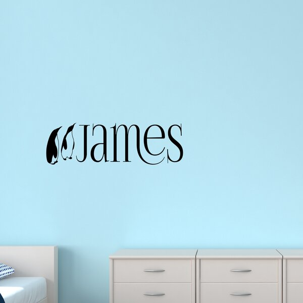 Penguin Wall Decal by Zoomie Kids