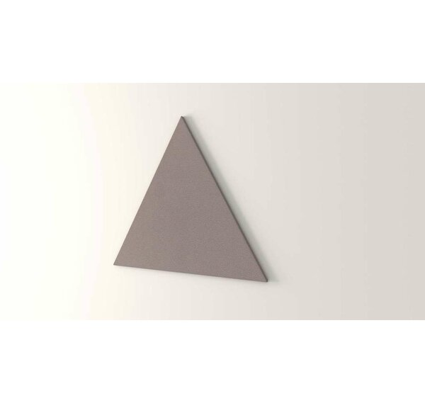 Triangle Wall Mounted Bulletin Board by OBEX