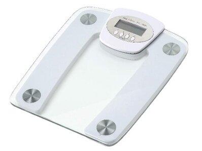 Digital Goal Tracker Bathroom Scale by Trimmer