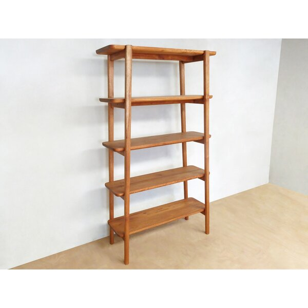 Apanas Etagere Bookcase by Masaya & Co