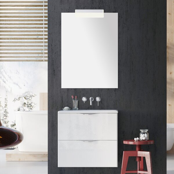 Rutland 24 Bathroom Vanity Set with Mirror by Orren Ellis