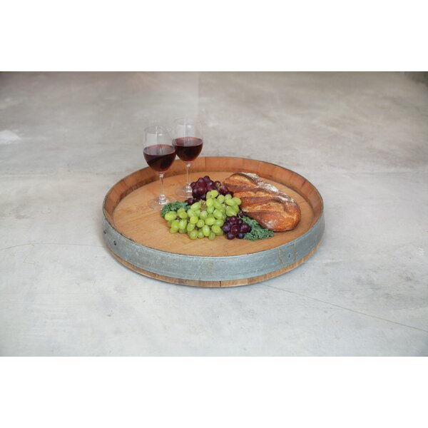 Farmhouse Lazy Susan by Twine