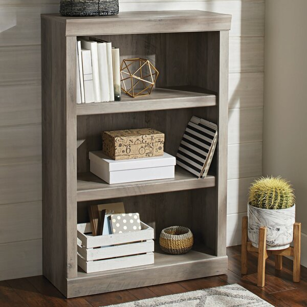 Ingifast Standard Bookcase By Gracie Oaks