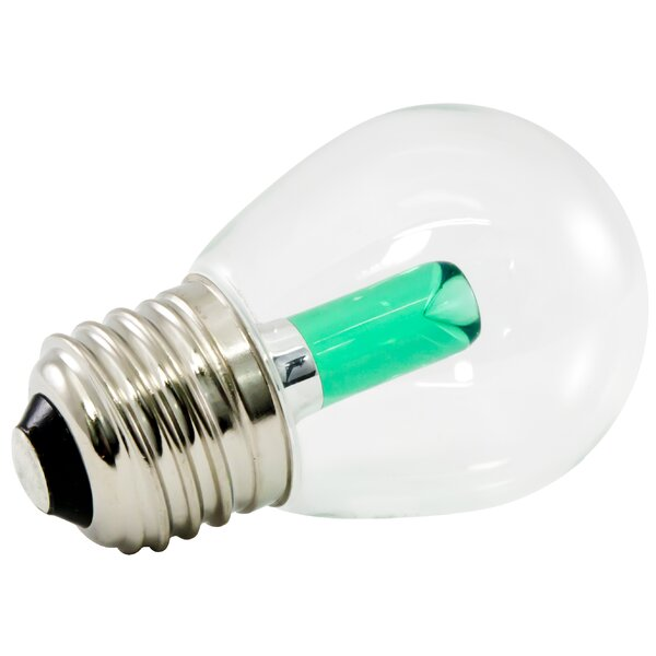 1W E26/Medium LED Light Bulb (Set of 200) by American Lighting LLC