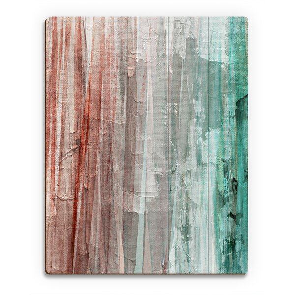 Spectrum Nautica Painting Print on Plaque by Click Wall Art