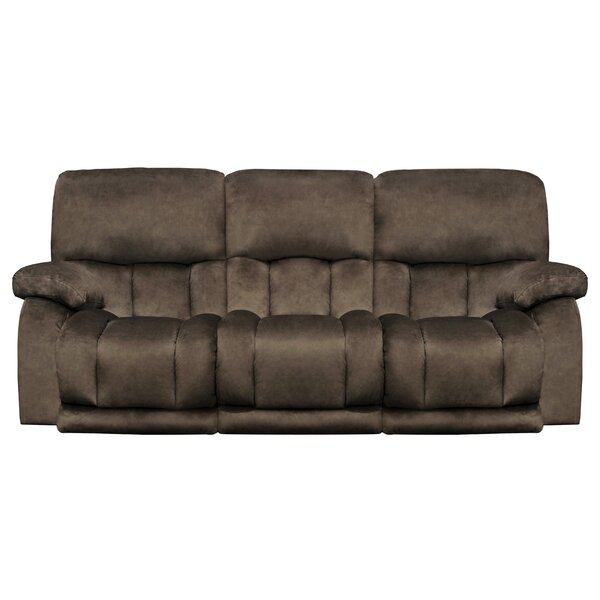 Kendall Reclining Sofa by Catnapper