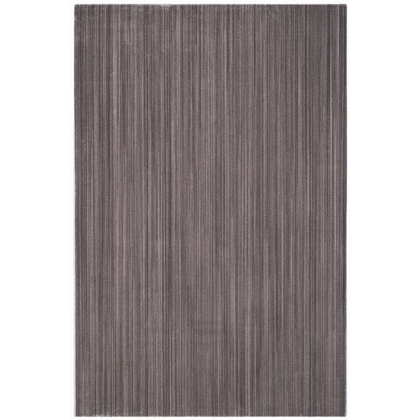 Infinity Dark Grey Area Rug by Safavieh