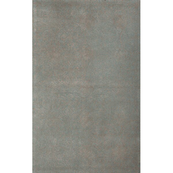 Pigg Teal Area Rug by Bloomsbury Market