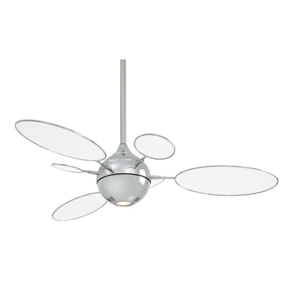 54 George Kovacs 6 Blade LED Ceiling Fan by Minka Aire