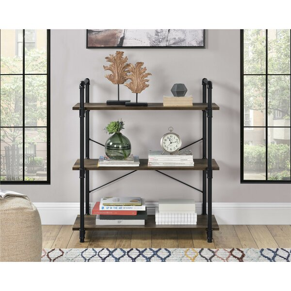Dodd Standard Bookcase by Williston Forge