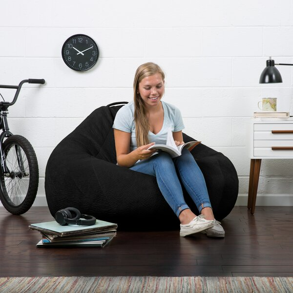 Big Joe Lux Bean Bag Chair by Comfort Research