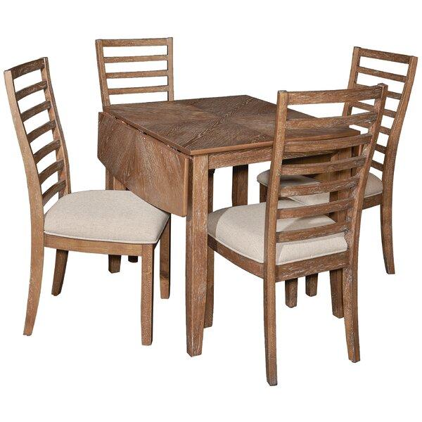 Forsyth 5 Piece Dining Set by Laurel Foundry Modern Farmhouse