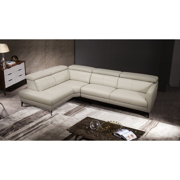Edge Sectional by Orren Ellis