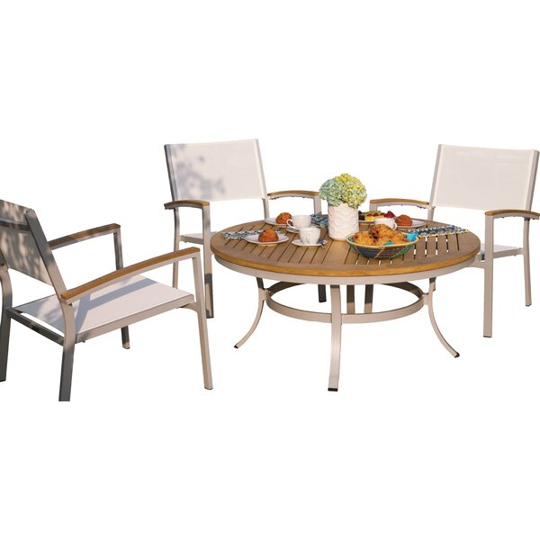 Farmington 5 Piece Conversation Set by Latitude Run