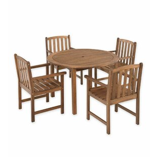Lancaster 5 Piece Dining Set ByPlow & Hearth